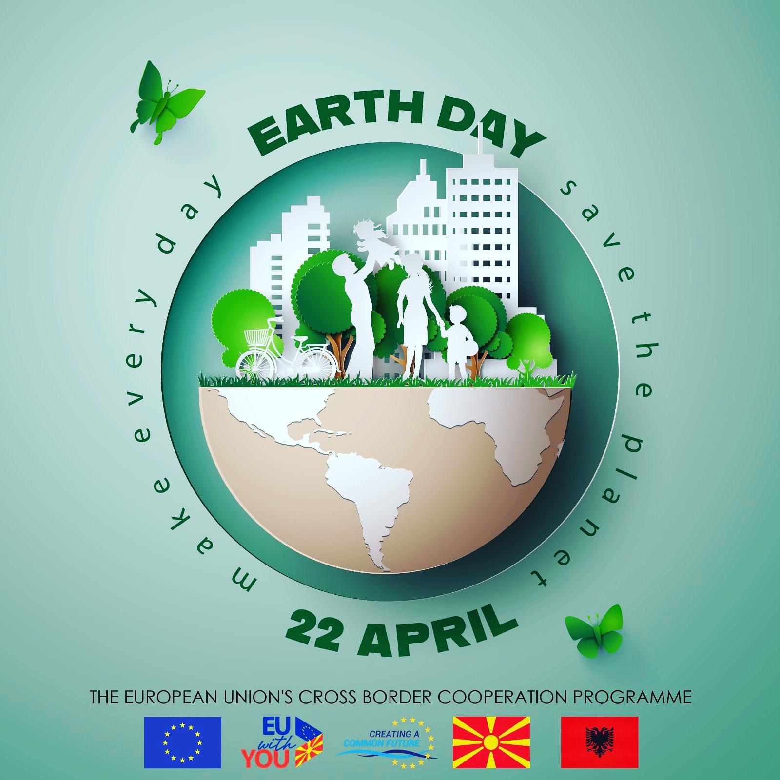 Ден на планетата Земја