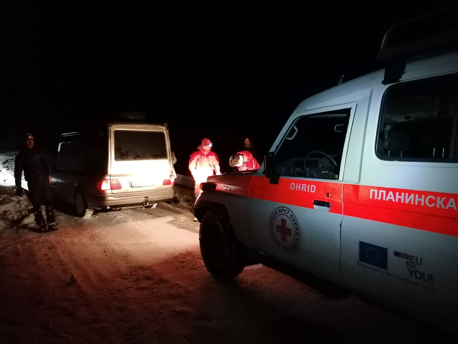 New intervention of the Mountain Rescue Service and Appeal to the public