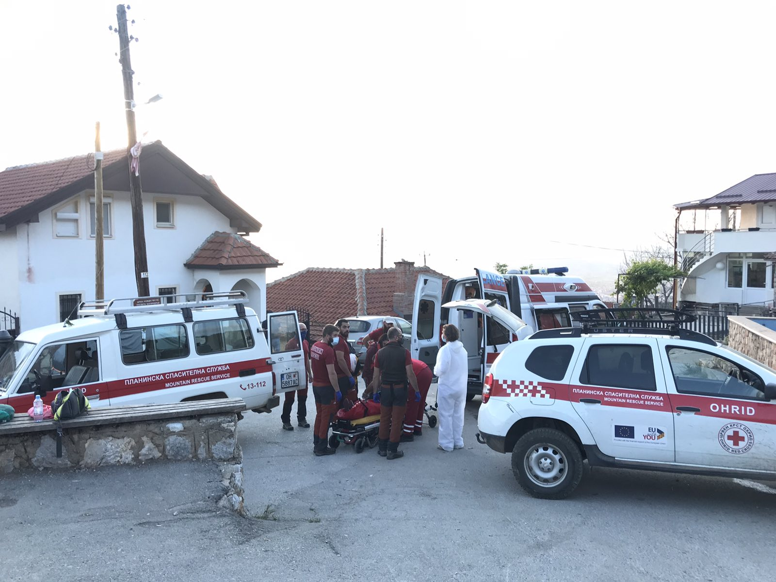 Уште една АТВ несреќа во Охрид